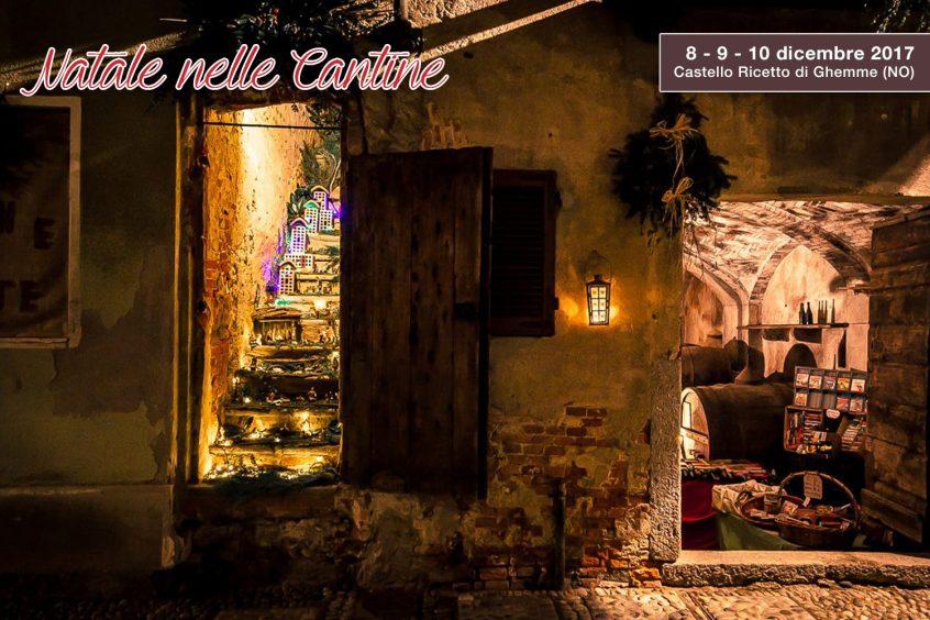 Christmas Ghemme 2017 natale mercatini provincia Novara
