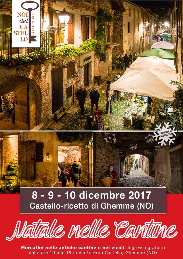 Natale Mercatini GHEMME Novara
